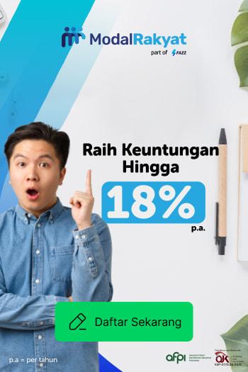 Dapatkan bonus Income Rp25.000 dengan klik gambar ini